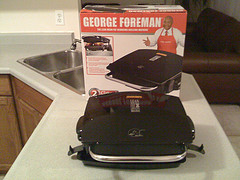 George Goreman G Broil Grill