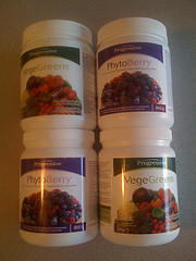 Progressive Vegegreens Phytoberry