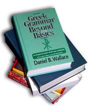 Koine Greek Grammer Books