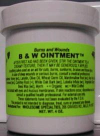 B&W Ointment