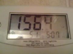 Pre-workout Weight 09-10-09