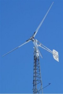 Real World Numbers For Wind Turbine Output